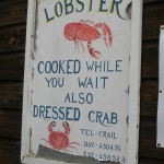 Lobster store